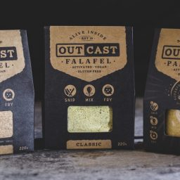 Falafel Pre-Mix By OutCastFoods